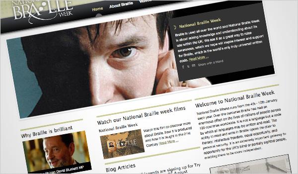 National Braille Week Sample
