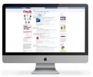 Crush social media profile